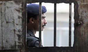 مقتول اور درخواست گزار کے درمیان 8 لاکھ روپے کی ادائیگی کا تنازع تھا — فائل فوٹو