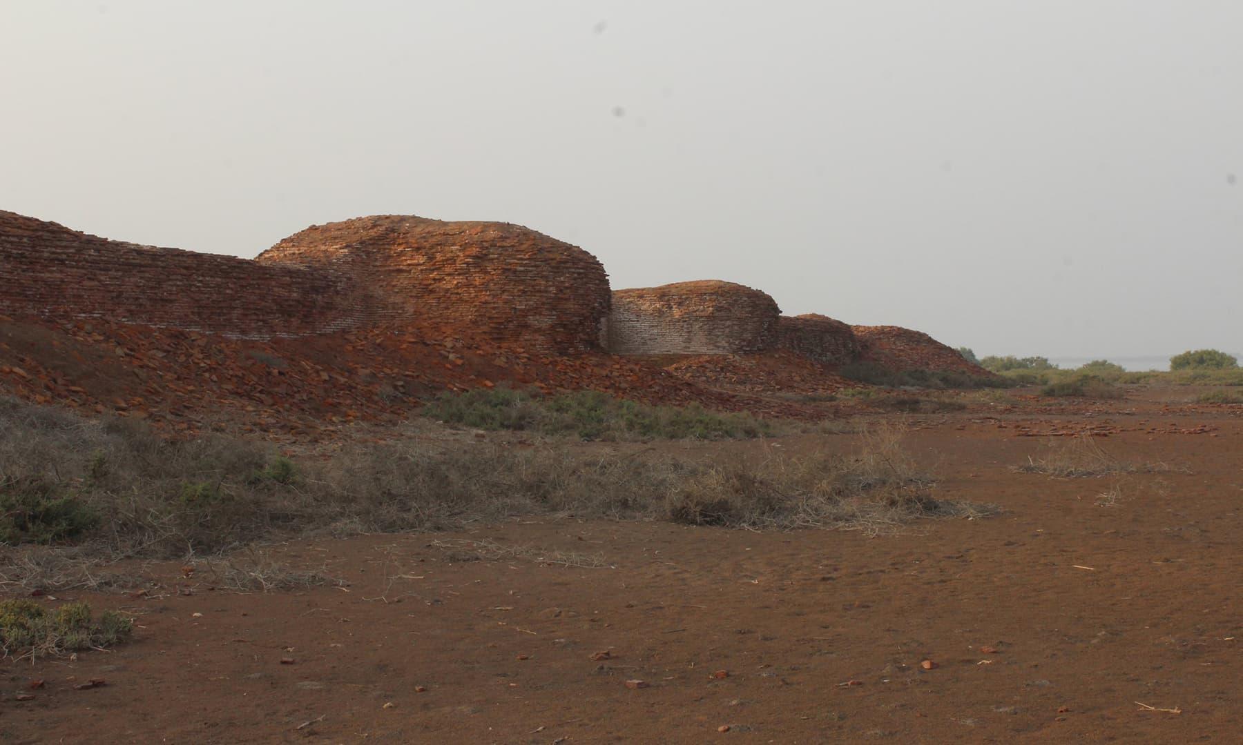 قلعے کے برج—ابوبکر شیخ