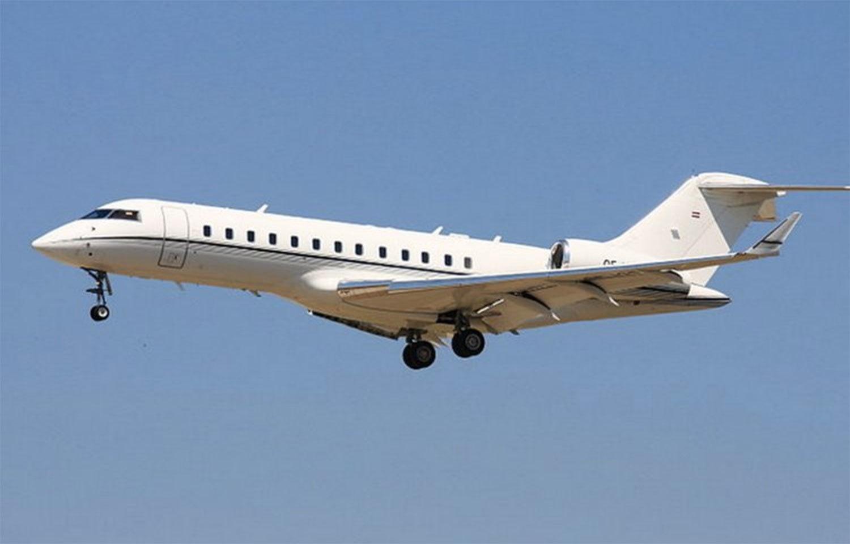 بل گیٹس کا اپنا جہاز اسی قسم کا ہے — فوٹو بشکریہ وکی پیڈیا