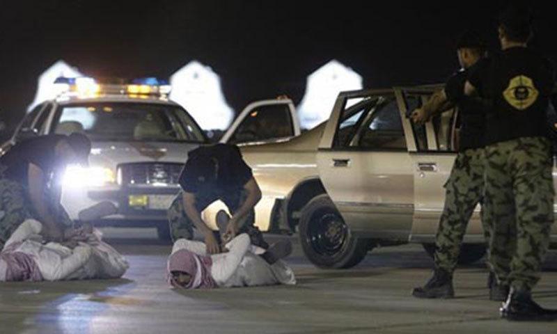 حکام کے مطابق سعودی عرب میں رواں سال 20 افراد کا سرقلم کردیا گیا ہے—فائل/فوٹو:رائٹرز