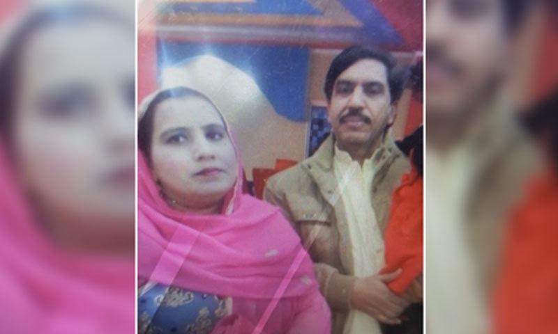 سانحہ ساہیوال میں قتل کیا جانے والا جوڑا — فائل فوٹو