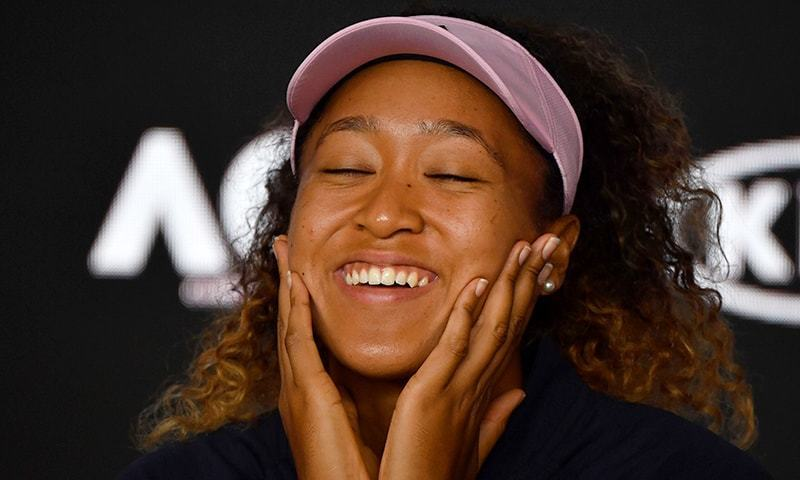 Naomi Osaka has jumped to the top of women's tennis with her beaten opponent Petra Kvitova rising to second in Monday's Women's Tennis Association (WTA) rankings. — AFP/File