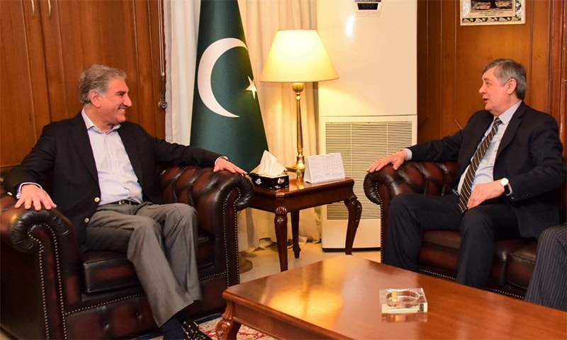 Pakistan, Russia agree to coordinate efforts for Afghan peace