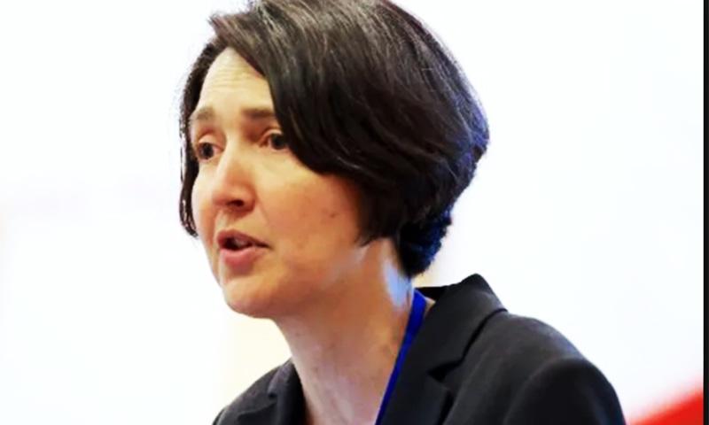 DFID Chief Economist Rachel Glennerster.— Photo courtesy of Twitter