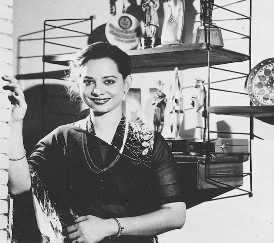 Roohi Bano with her awards | White Star