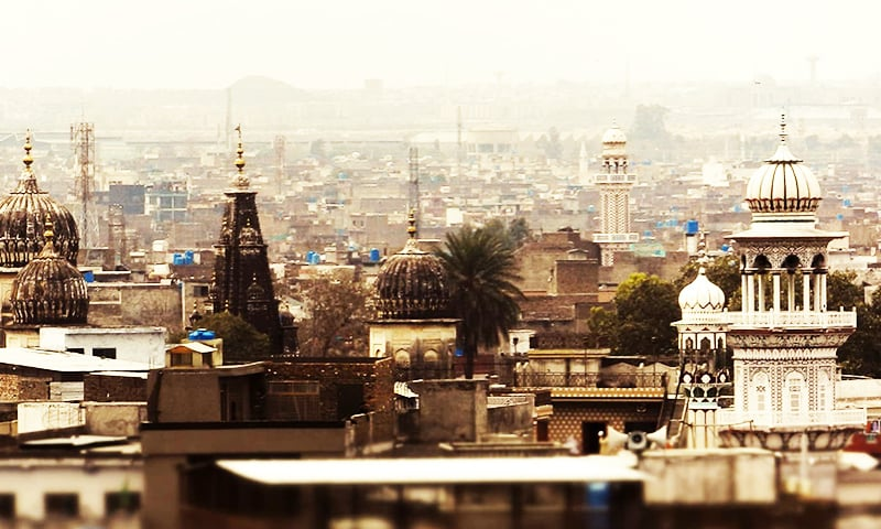 The master plan of Rawalpindi expired some five years ago.— Photo courtesy of Mohammad Bin Naveed
