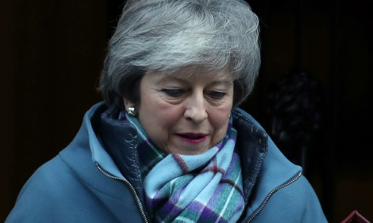 Europe stands against May's bid to rewrite Brexit
