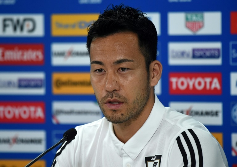 Japan's captain Maya Yoshida calls for fair play ahead of the Asian Cup final on Friday against Qatar. ─ AFP