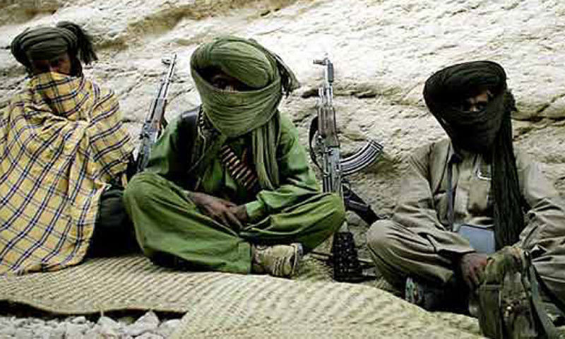 Compensation amount have been distributed among 132 former militant commanders and sub commanders who gave up arms. — File photo