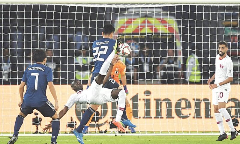 Ali magic as Qatar stun Japan in Asian Cup final for first major title