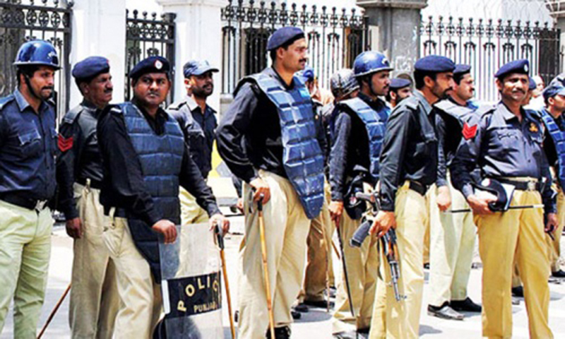 "Senior official believes amendments mean to turn police of Punjab, KP into government ""strong arm"". — File photo"