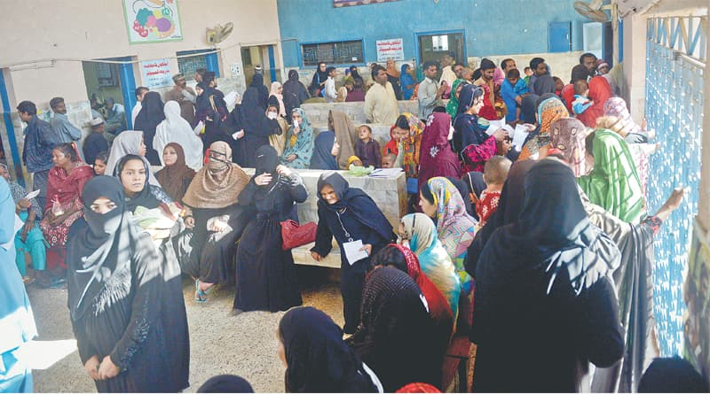 OPDs in government hospitals are filled with long queues and longer wait times