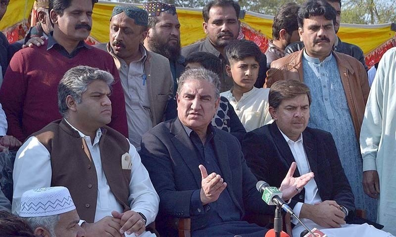 India should stop blaming Pakistan for its internal issues: Qureshi