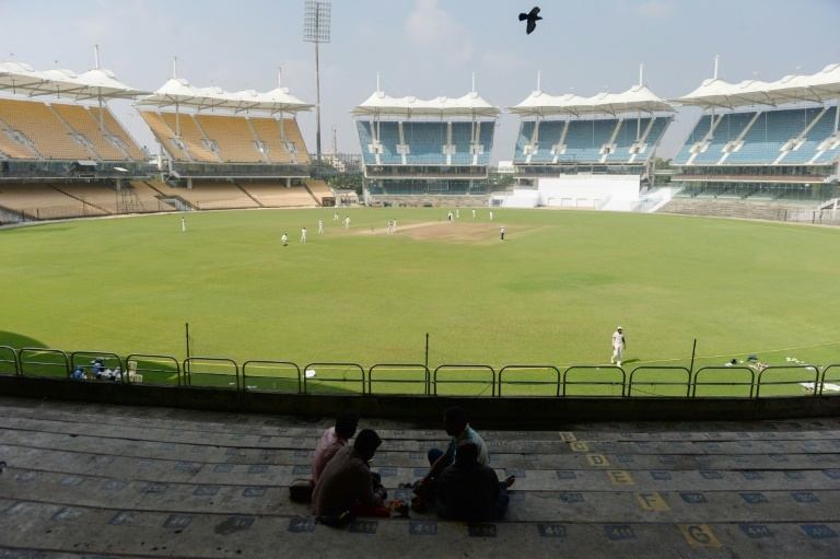 With the big stars absent and fans preferring shorter, sharper matches, the stands at Ranji Trophy matches have been largely empty. — AFP