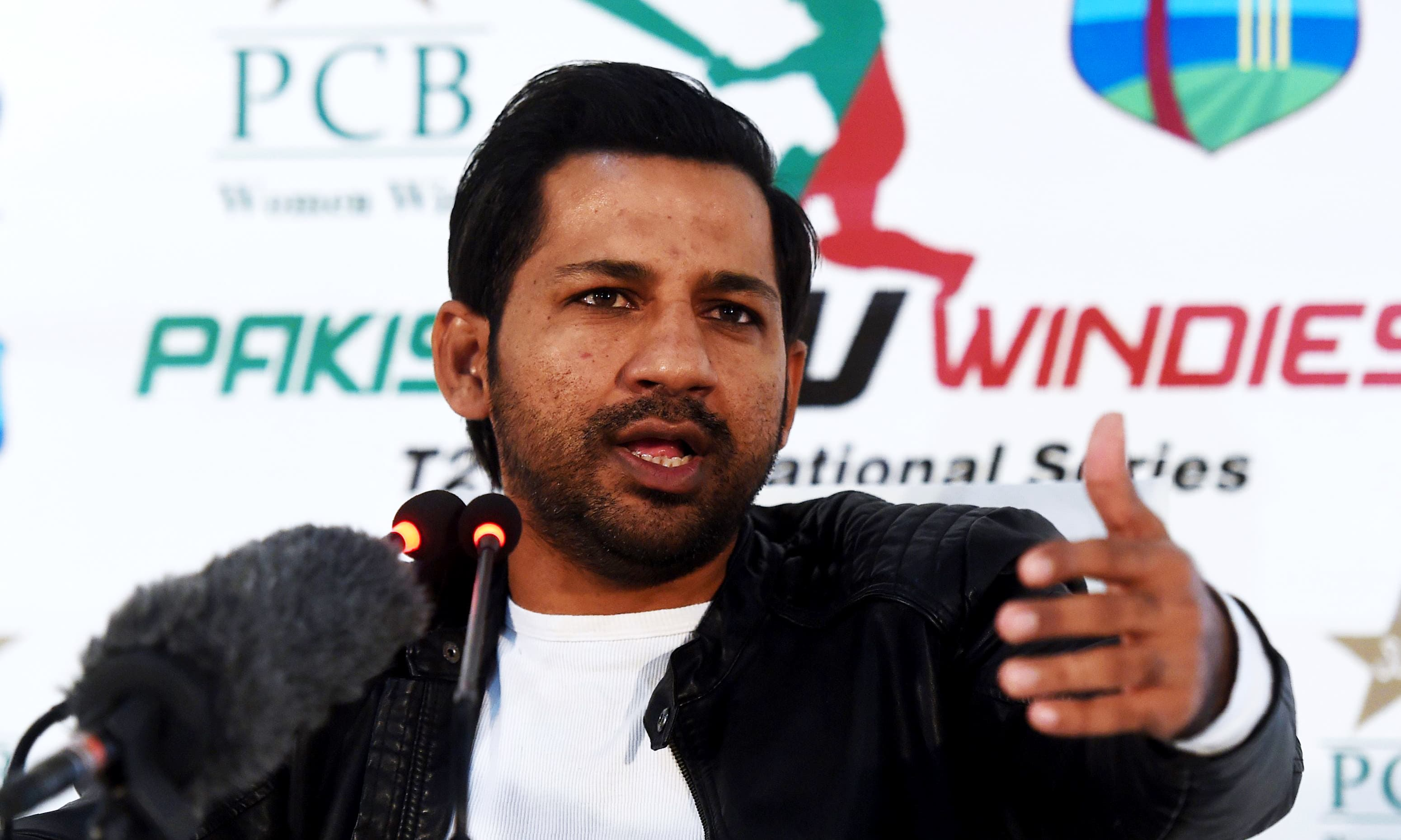 Sarfaraz Ahmed hopeful of continuing role as captain as suspension comes to an end