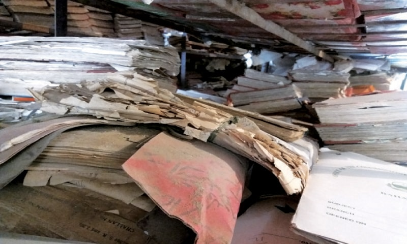 RYK DC office: disregarding the state of disrepair