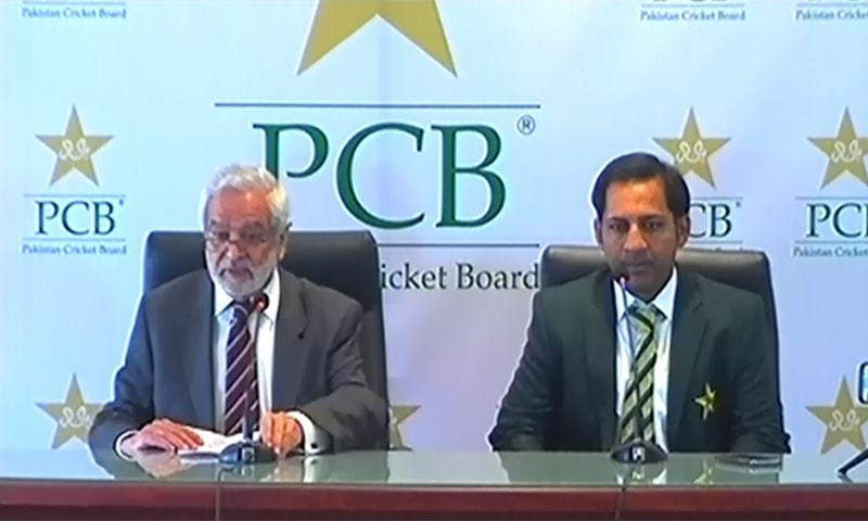 Speaking to the media in Lahore, PCB Chairman Ehsan Mani praised Ahmed for his skills as a captain and a cricketer. — File