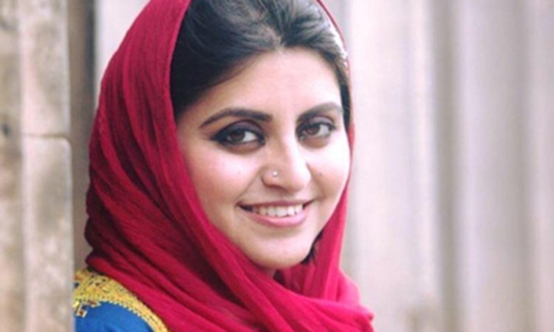 She was shifted to an unknown location after first being taken to G9 Womens' Police Station, says Gulalai's father. — File