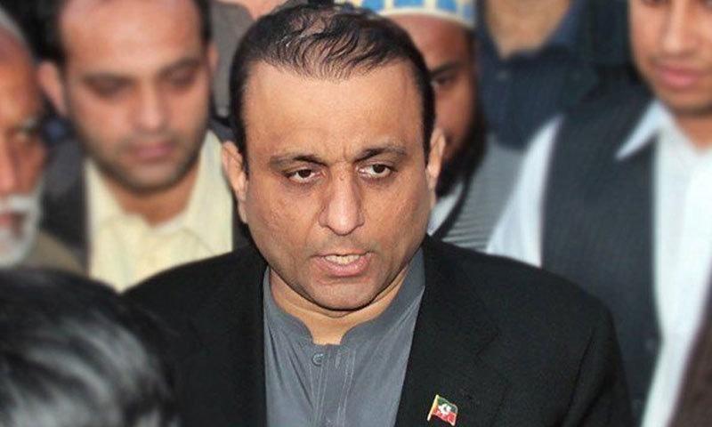 علیم خان کو نیب کی جانب سے گرفتار کیا گیا تھا — فائل فوٹو