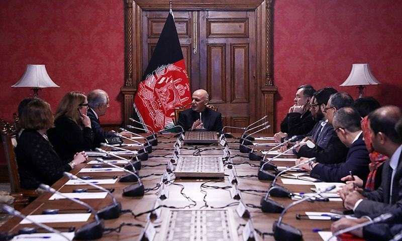 How can Afghanistan achieve sustainable peace?