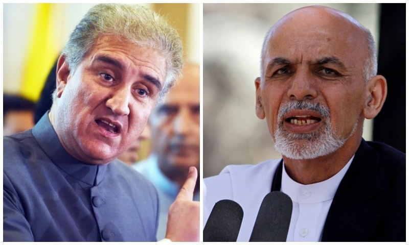 Foreign Minister Shah Mahmood Qureshi on Wednesday rejected a tweet shared by Afghan President Ashraf Ghani earlier in the day. — File photo