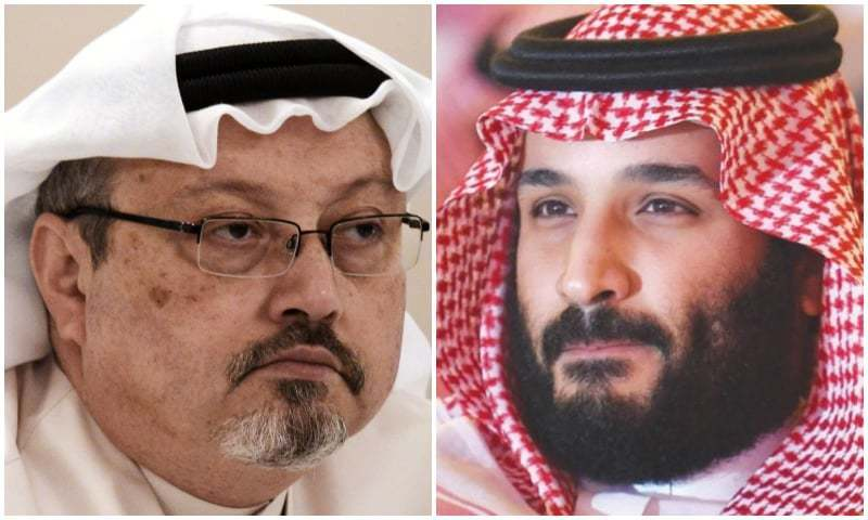 Saudi prince Mohammed bin Salman threatened to go after Khashoggi 'with a bullet': report