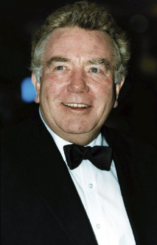 A 2001 file photo of Albert Finney.—AP