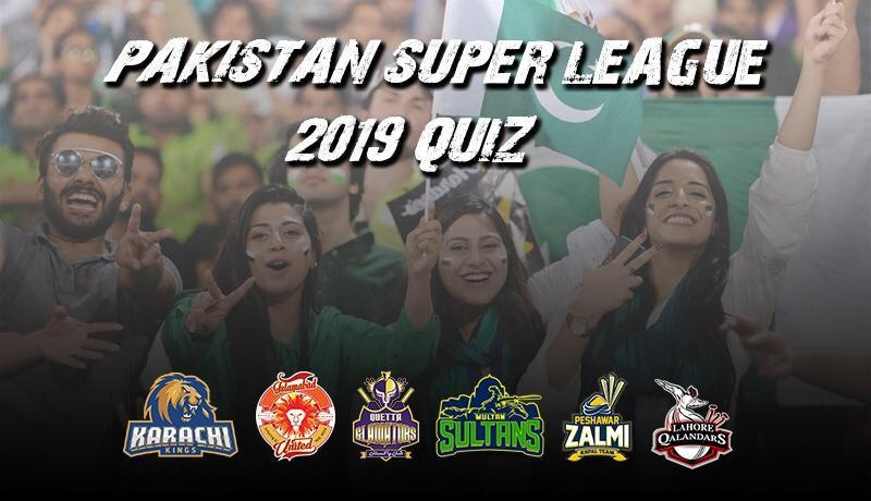 The ultimate PSL 2019 quiz you can't ace in one go