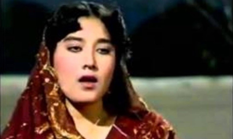 Shakila last performed 28 years ago