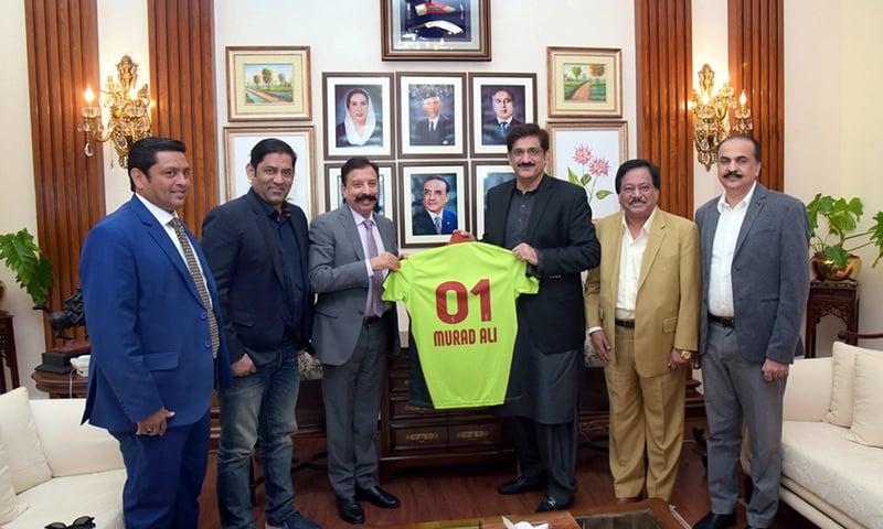 Murad hopes for Lahore, Karachi PSL final