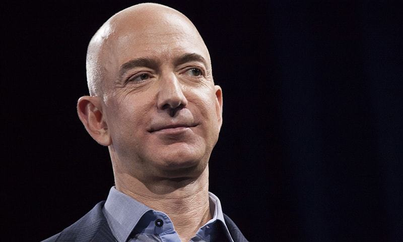 Jeff Bezos came out fighting this week, accusing the National Enquirer of blackmailing him with lurid pictures of him and his mistress, and pre-empting the threat to publish by releasing details of the images himself. — File photo