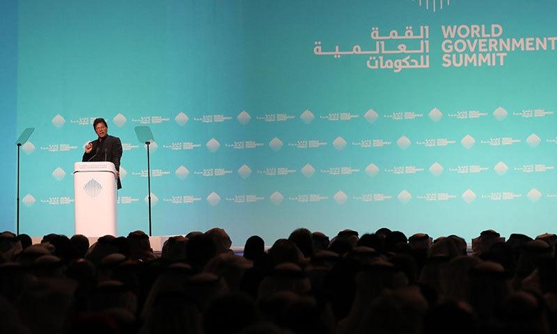 عمران خان وزیر اعظم بننے کے بعد سے دو مرتبہ سعودی عرب کا دورہ کر چکے ہیں— فوٹو: اے ایف پی