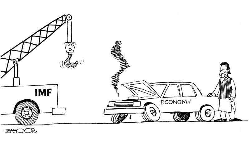Zahoor's Cartoon