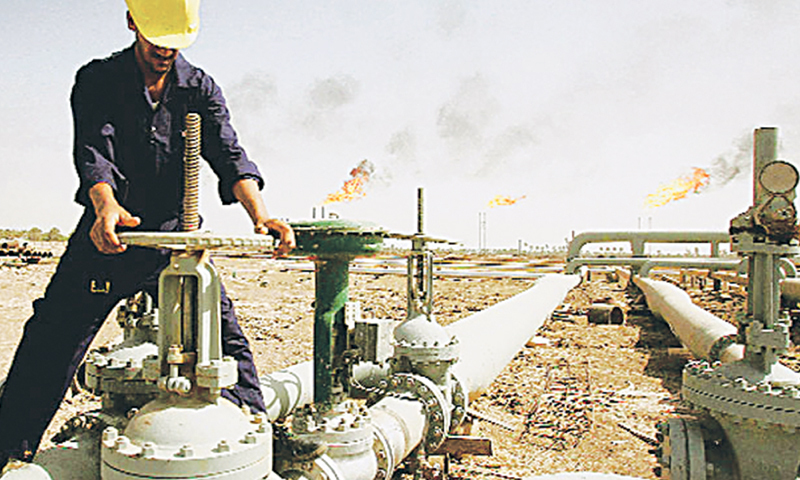 SNGPL has suspended supplies to three LNG-based power plants in the Punjab while it could discontinue the supply to fertiliser plants and CNG sectors. — File photo