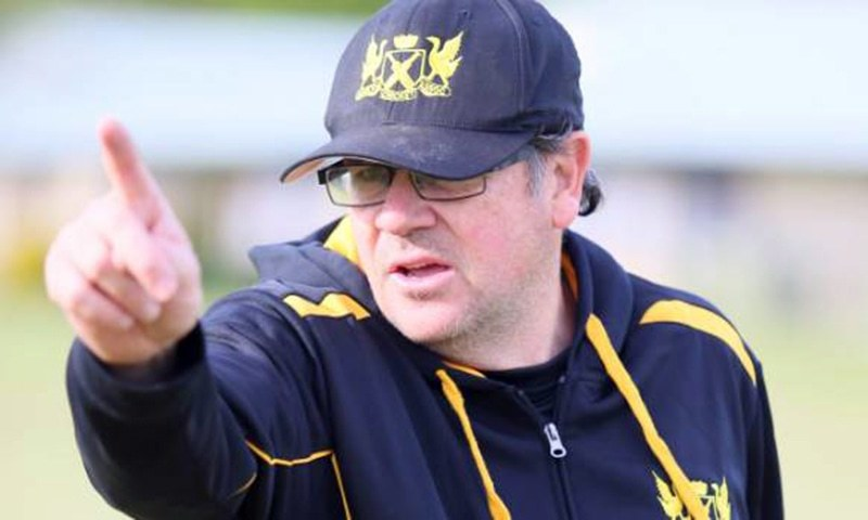 """Head coach Mark Coles says he's """"very pleased with the team's efforts"""". — File photo"""