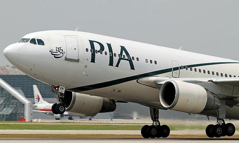 A meeting of the Economic Coordination Committee on Tuesday approved additional guarantee of Rs5.6 billion for national flag carrier Pakistan International Airlines. — File