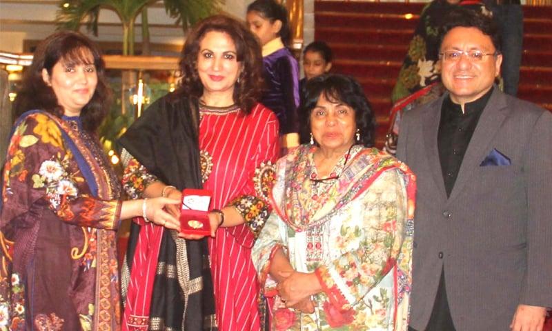 Feryal Gauhar named Pakistan softball ambassador - Newspaper - DAWN COM