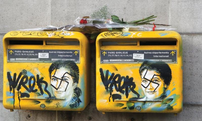 France reels from anti-Semitic vandalism