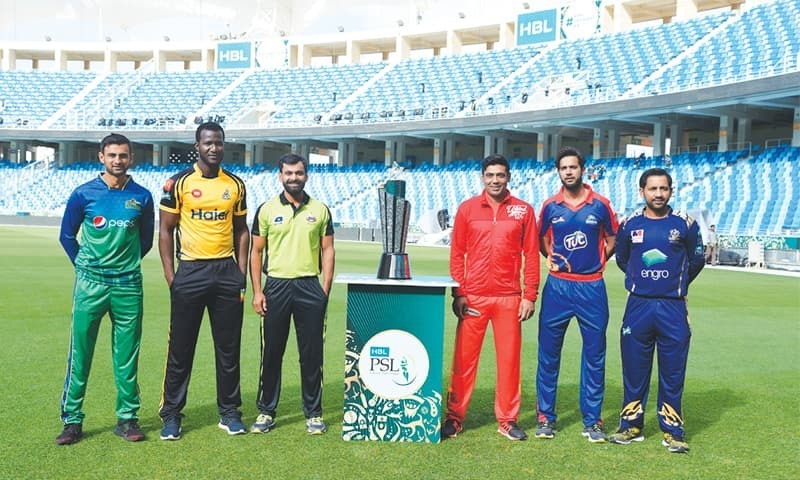 The PSL represents Pakistan and its perseverance in the face of adversity. — PSL