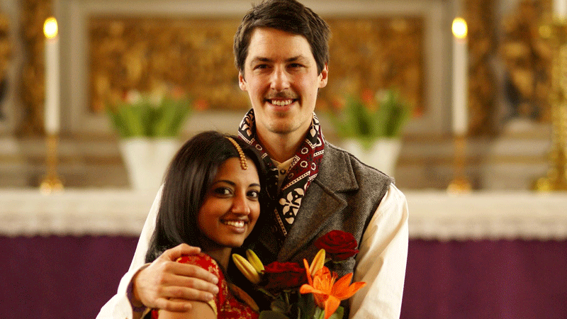 Sana and Wilhelm have been married for seven years now.