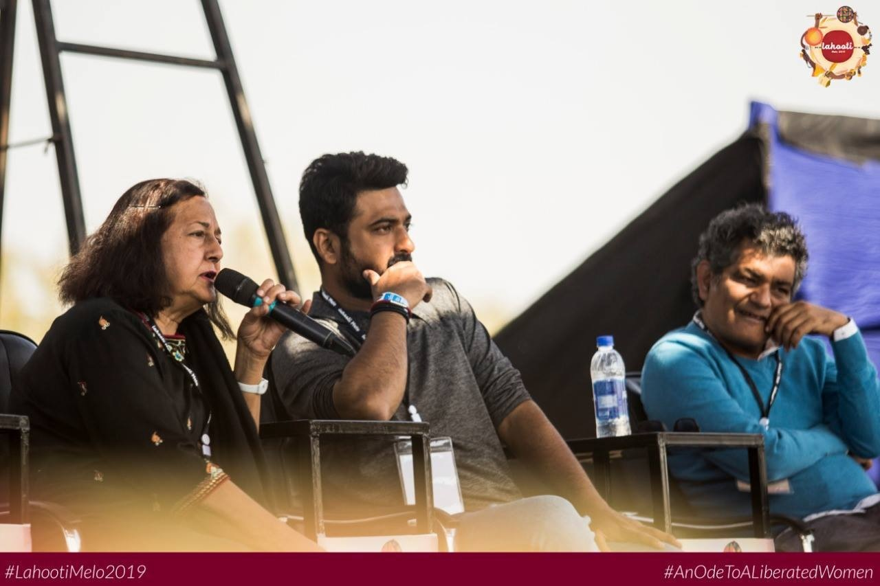 Ameena Saiyid, Saif Samejo and Mohammad Hanif talk about consent