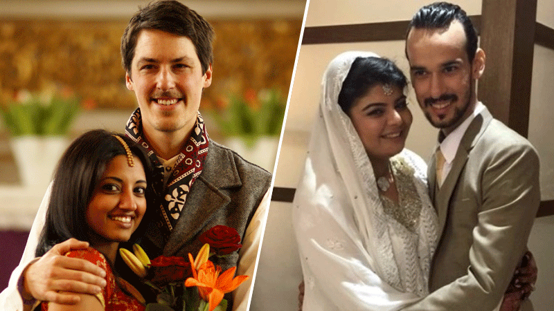 These unconventional Pakistani weddings were full of love in the