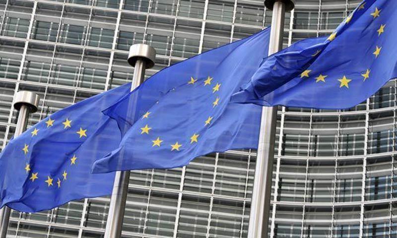 یہ فہرست اب یورپی پارلیمنٹ میں پیش کی جائے گی —فوٹو: اے ایف پی