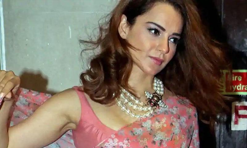 اداکارہ خود ہی فلم کی ہدایات دیں گی—فوٹو: ہندوستان ٹائمز