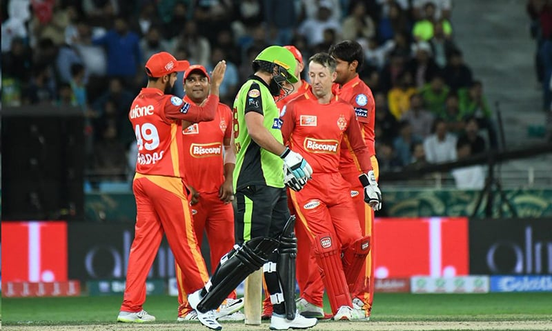 Qalandars set a competitive target for United, thanks in large parts to their openers. — PSL