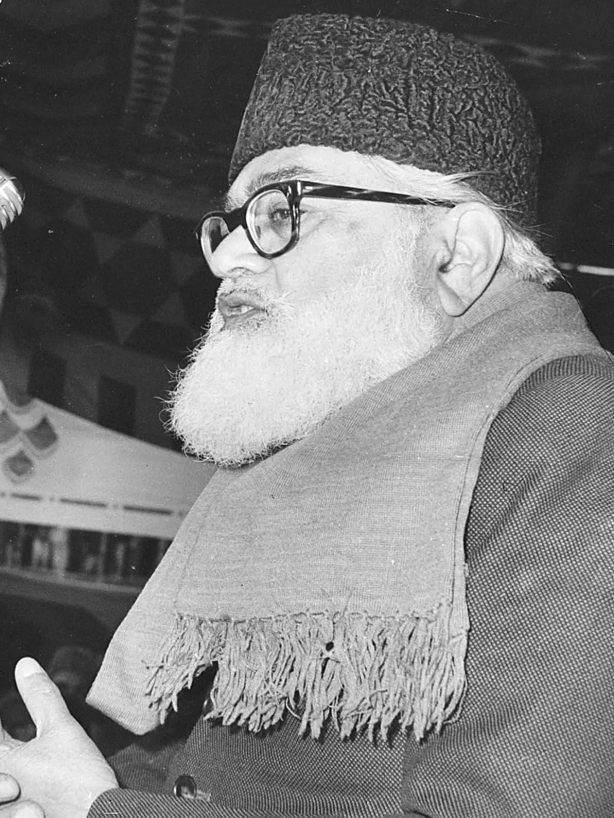 Maulana Abul Ala Maududi | White Star
