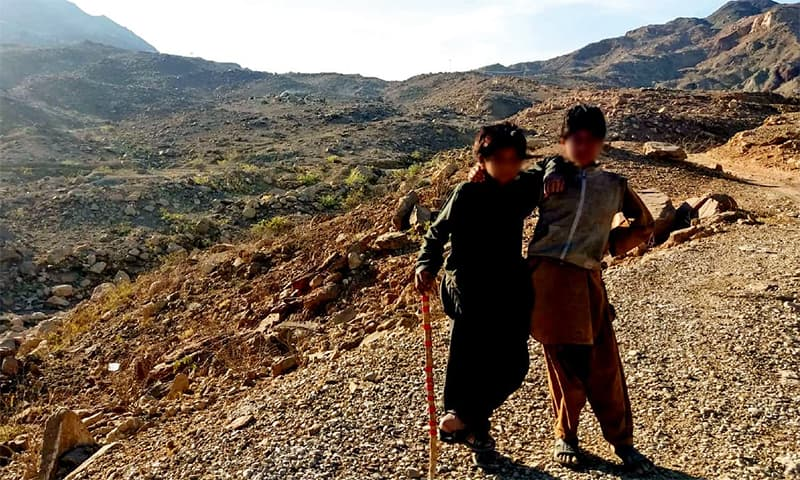 Shahrag, the Pakistani town where boys aren't safe from men