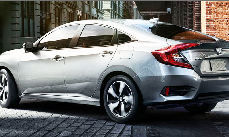 Honda makes its popular Civic model at the factory, 70 miles (115kms) west of London.— Photo courtesy of Honda