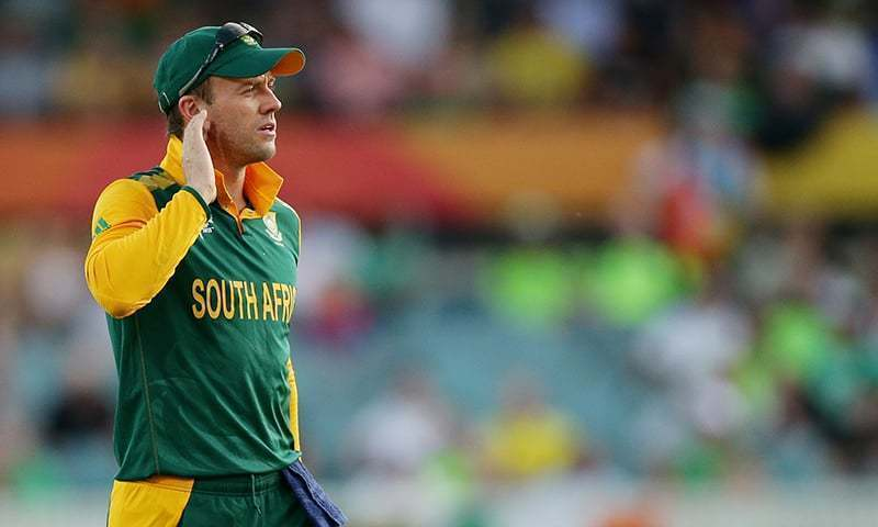 De Villiers has promised to play two matches in Lahore scheduled for March 9 and 10, and vowed to play his part in bringing international cricket back to Pakistan. — File