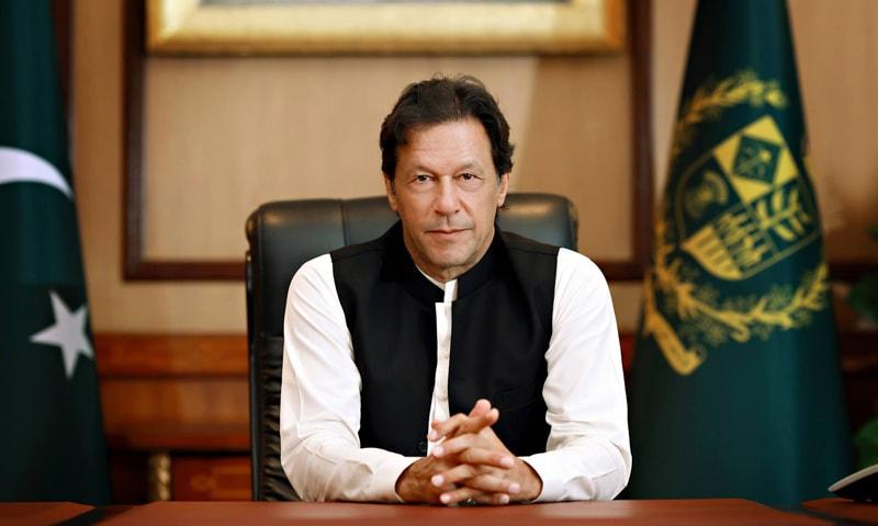 وزیر اعظم عمران خان نے پلوامہ حملے کے بعد بھارتی الزام تراشیوں پر پیغام جاری کیا—فائل فوٹو: عمران خان فیس بک